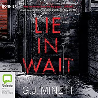 Lie in Wait cover art