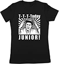 T-T-T-Today Junior Funny Billy Madison Reading Womens Shirt