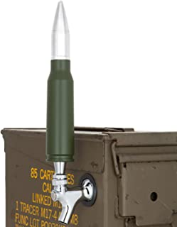 25MM Bushmaster Cannon Round Bullet Beer Tap