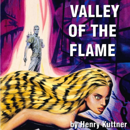 Valley of the Flame audiobook cover art
