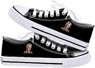 La Casa De Papel Canvas Shoes Low-top/High-top Breathable Sneakers Shoes