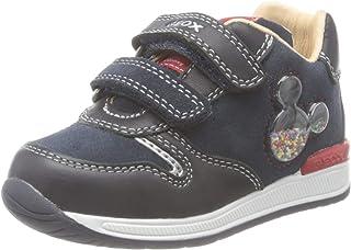 Geox B Rishon Boy D, Chaussures Premiers Pas Garçon