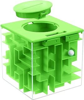 Puzzle Maze Money Box Toy Gift