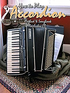 How To Play the Accordion * with CD