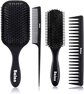 what hair brush to use for thin hair