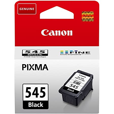 Canon PG-545 Cartouche Noire (Pack plastique sécurisé)