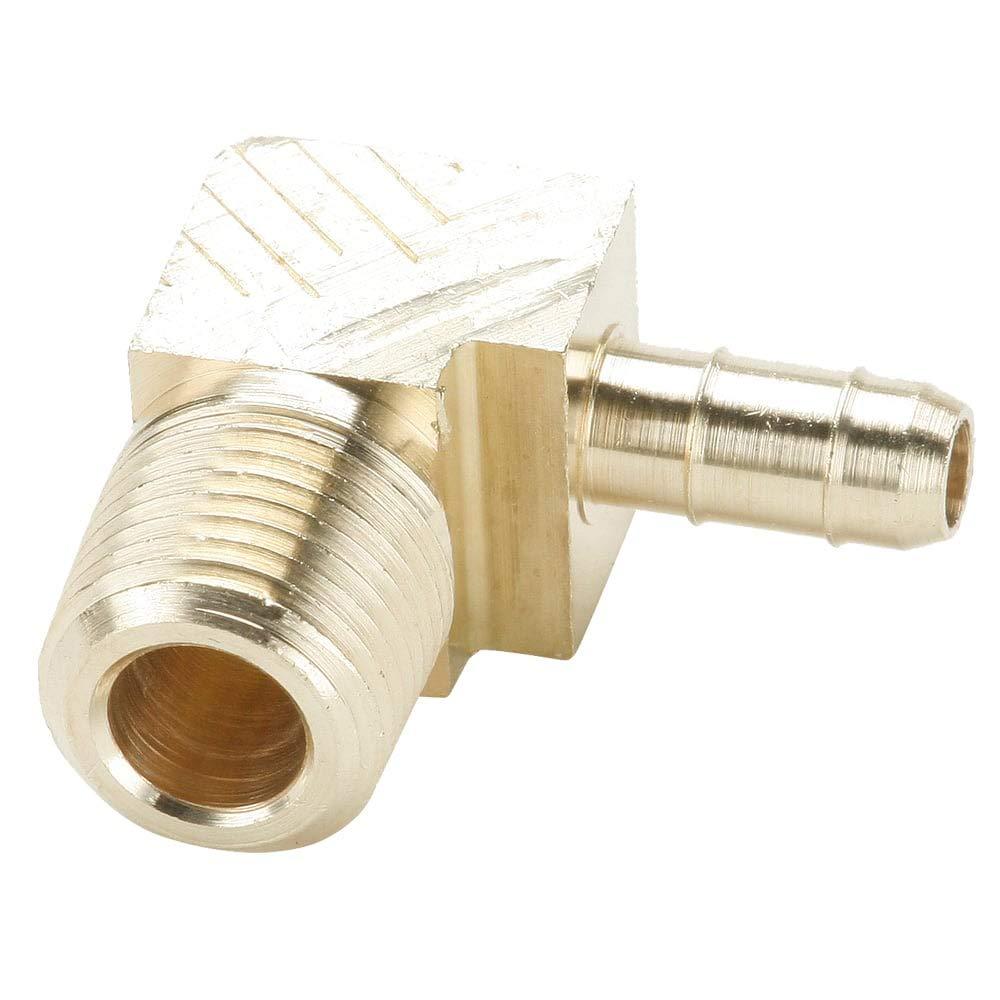 Parker 229-4-1-pk5 Male 90 Degree Size Brass Sale Max 77% OFF 0.17
