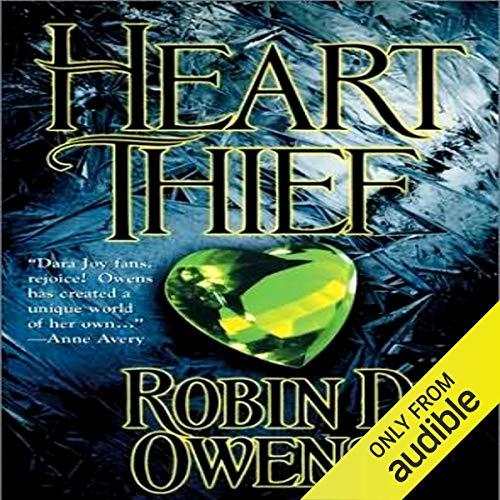 Heart Thief audiobook cover art