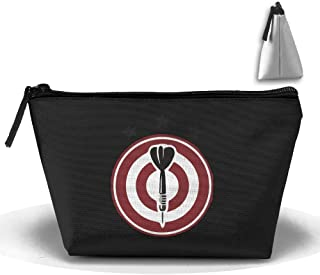 WQWSVX Dartboard Fashion Travel Bag Trapezoid