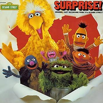 Sesame Street: Surprise!