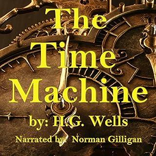 Couverture de The Time Machine