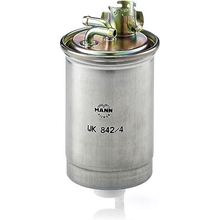 Original Mann Filter Kraftstofffilter Wk 842 4 Für Pkw Lkw Busse Und Nutzfahrzeuge Auto