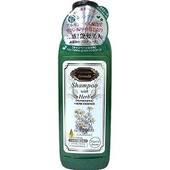 グレース ナチュラルERプロ シャンプー カモミール 390ml