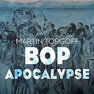 Bop Apocalypse audiobook cover art
