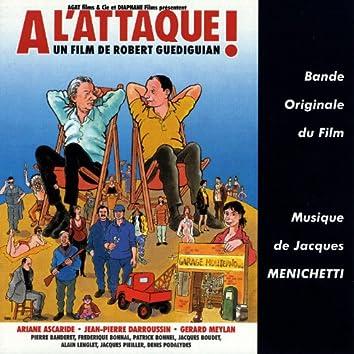 Bande Originale du Film - A L'Attaque!