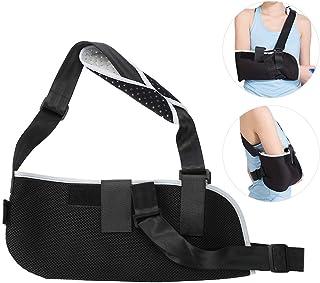Cabestrillo, inmovilizador de hombro ajustable para aliviar el dolor y prevenir lesiones, para mujeres y hombres