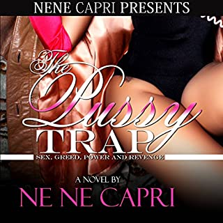 The Pussy Trap audiobook cover art