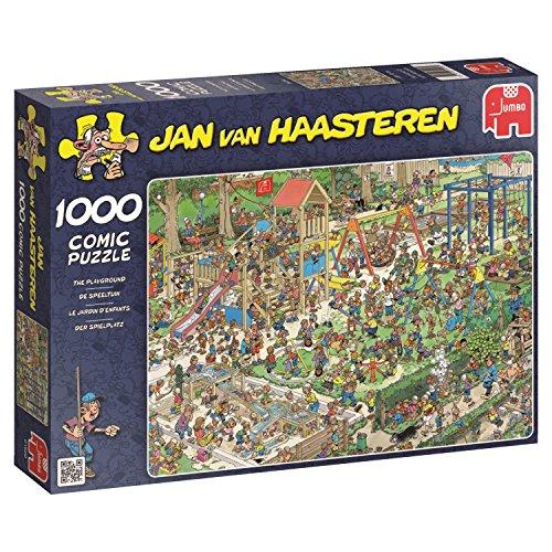 Puzzel Jan van Haasteren - DE SPEELTUIN