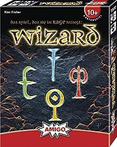 Wizard - das Spiel, was Sie in Rage bringt! Trainieren Sie die Gabe der Prophezeiung Das Kult-Stichspiel Ab 10 Jahren