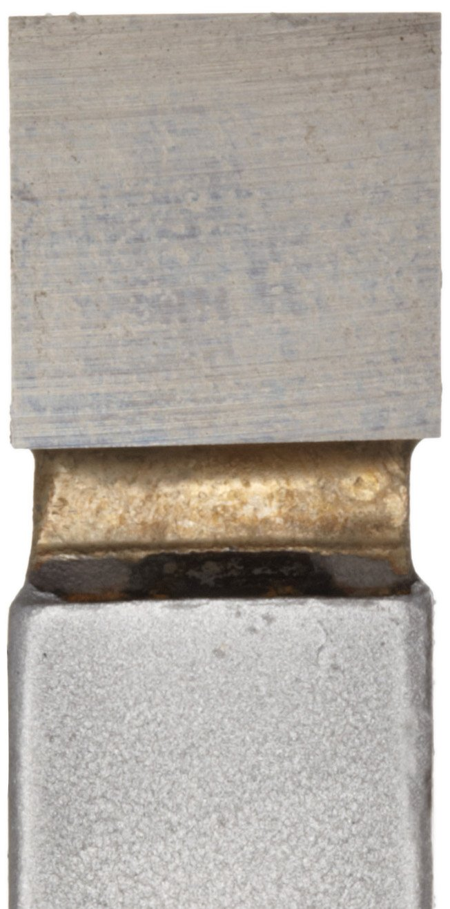 0.3125 Square Shank American Carbide Tool Carbide-Tipped Square Nose Utility Tool Bit Neutral C2 Grade C 5 Size