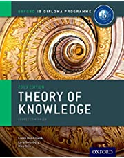 IB Theory of Knowledge Course Book: Oxford IB Diploma Programme: Oxford Ib Diploma Program Course Book