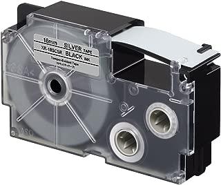 Casio XR-18SCSR Tamper-Evident Tape, 5.5 m New, 0.04 kilograms