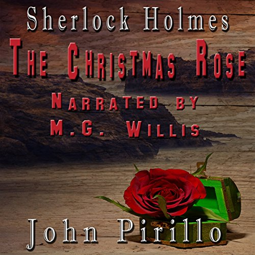 Sherlock Holmes: The Christmas Rose audiobook cover art