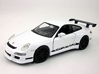 Welly 4.75 inch 911 / 997 GT3 RS Scale Diecast Model White