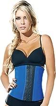 Ann Chery Women's Faja Deportiva Workout Waist Cincher, Blue, Large/36