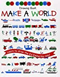 Ed Emberley's Drawing Book - Make A World (Turtleback School & Library Binding Edition) (Ed Emberley Drawing Books) by Ed Emberley (2006-08-01) - Turtle Back Books - 01/08/2006