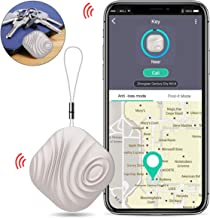 DinoFire Key Finder Smart Tracker, Phone Finder with App Key Tracker with Bluetooth Item Finder Locator