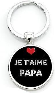 WAY2BB - Porte-clés fête des pères Je t'aime Papa (7)