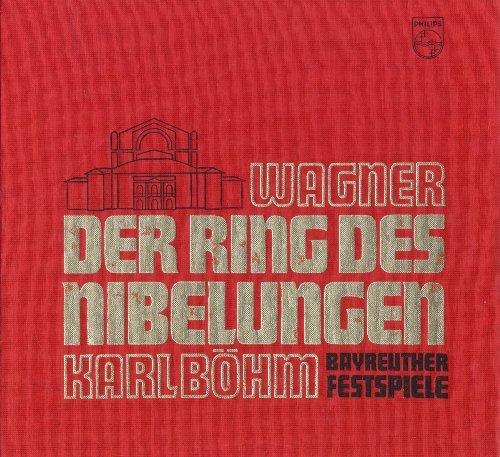 Wagner: Der Ring des Nibelungen (Jubiläums-Edition: 100 Jahre Bayreuther Festpiele) [Vinyl Schallplatte] [16 LP Box-Set]