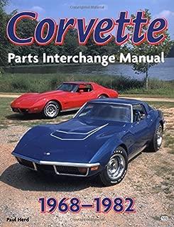 1982 corvette parts catalog
