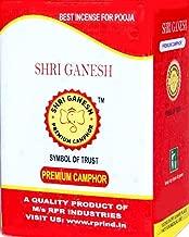SHRI GANESH PREMIUM CAMPHOR Ganesh Camphor, Paper Box Packing, 250 g