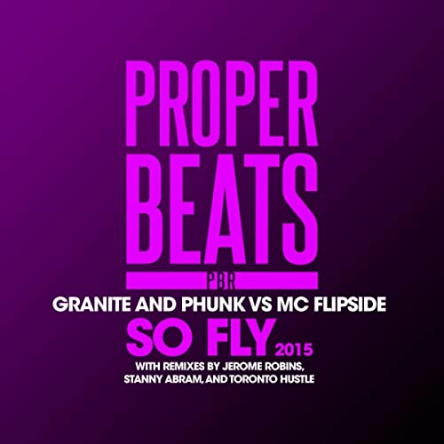 So Fly (Jerome Robins Remix) by Granite & Phunk & MC Flipside on