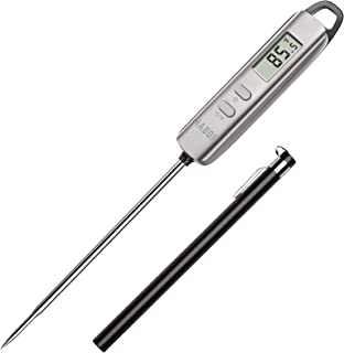 Habor 022 Meat Thermometer, Instant Read Thermometer Digital Cooking Thermometer, Candy Thermometer with Super Long Probe ...