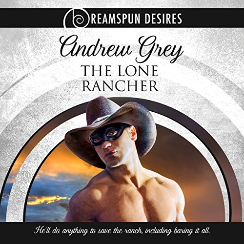 The Lone Rancher audiobook cover art