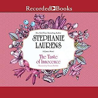The Taste of Innocence audiobook cover art