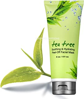 Body Prescriptions - Tea Tree Refining & Nourishing Peel-off Facial Mask