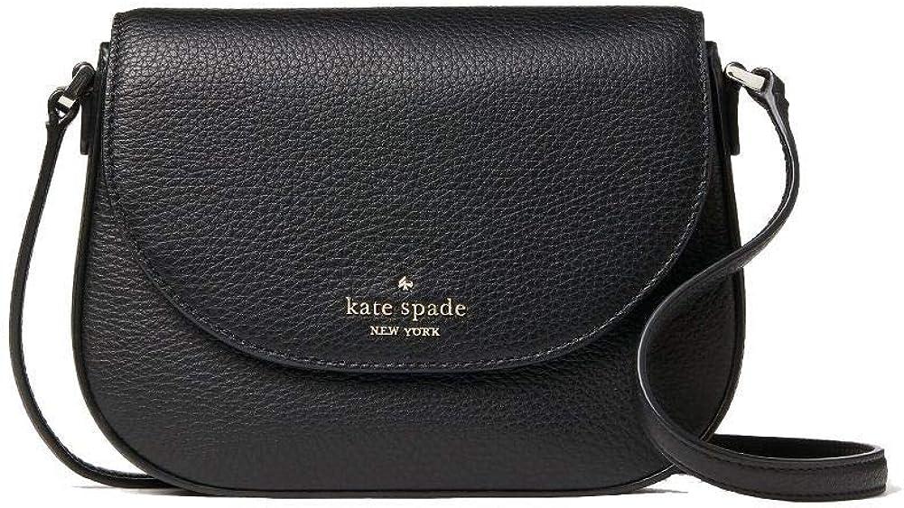 Kate Spade New York Leila Mini Crossbody Shoulder Bag, Black