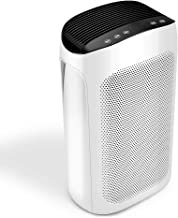 Air Purifier for Home with True HEPA Air Filter - Air Cleaner High Efficiency Refresh Large Room in 10min for Pets, Pollen, Mold Allergy, Asthma and Sinus Sufferer, Remove Kitchen Fumes and Fire Smoke