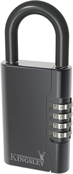 Kingsley Guard A Key Black Realtor S Lockbox