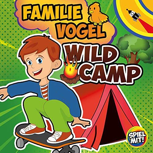 『Wild-Camp』のカバーアート