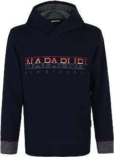 NPAPIJRI - K BOYSTER Hood - Blue Marine