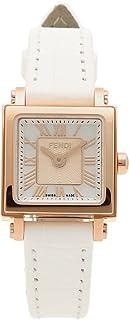 [フェンディ] 腕時計 レディース FENDI F604524541 ホワイトパール ピンクゴールド [並行輸入品]