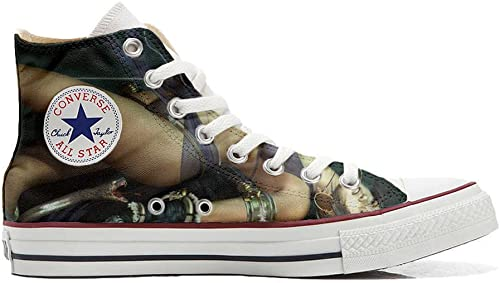 Converse All Star schuhe Personalizados Unisex (Producto Handmade) Sexy Aggresive