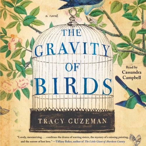 The Gravity of Birds audiobook cover art