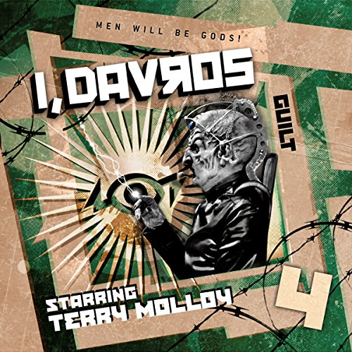 I, Davros - 1.4 Guilt audiobook cover art