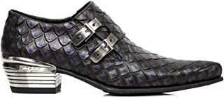 New Rock M.7934 S11 Lilas - Bottes, VIP, Hommes